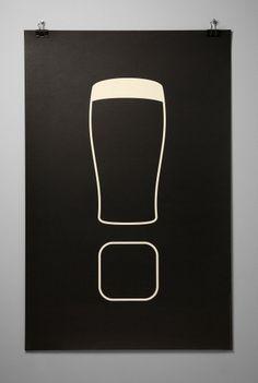 AWARD-GUINESS-POSTER-1bMED_RES-3.jpg 1077×1600 pixels #guinness #bold #advertising #danilo #boer #poster