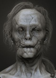 Mason Verger by Adam Skutt | Portrait | 3D | CGSociety