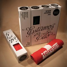 Creative T-shirt Packaging #design #packaging #tshirts