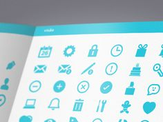 Icon Book E commerce on Behance #icon