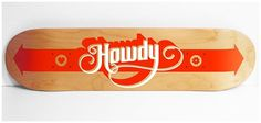 AIGA Hung Up | The Graphic Works of Ben Barry #skateboard #wood #design
