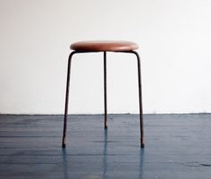 glass stool