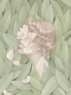 Hsiao Ron Cheng | PICDIT #design #illustration #art #portrait