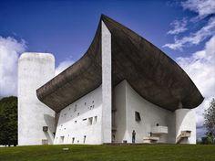 Le Corbusier, Notre Dame du Haut, 1950