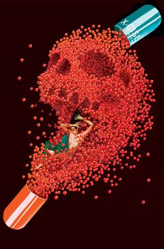 delMundo XMen legacy11 by deadlymike on deviantART #pills #skull