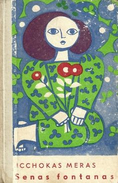 kuriosas: 1970's Lithuanian Children's Book #illustration #books