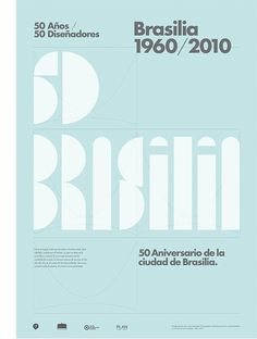 DHNN | Brasilia 50 anniversary #poster