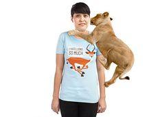 Prey Tell t-shirt, via Threadless #printing #design #graphic #shirts