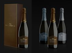 Labels and Pack #beverage #bottle #packaging #classy #wine #food #glass #elegance #drawer #luxury