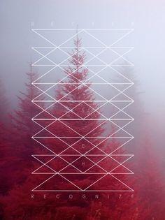 Typographie - gregmelander: LINE WORK A nice poster design...
