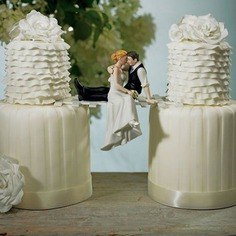 wedding cake toppers unique