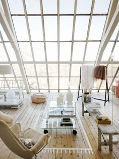 Marta's fav / glass glass glass #interior #glass
