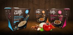 Little Curry Co. - Totalitygcs #packaging #littlecurryco #curry