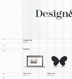 Stylo Design - Design & Digital Consultancy - Stylo #grid #guidleines