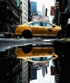 Urban Instagrams of New York City by Larry Potter