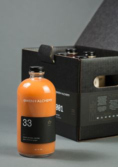 juice,packaging,product,black,orange,naranja,design #packaging