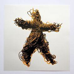 Chris Keegan Illustration and prints #chris #wireman #print #screen #illustration #keegan