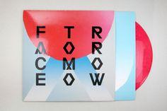 oculto #cover #vinyl #face #tomorrow