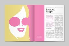 Google Think Quarterly #layout #design #magazine #typography