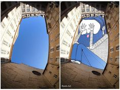 08_kreatywne_ilustracje #illustration #sky