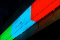 Tygverket on the Behance Network #signage #identity