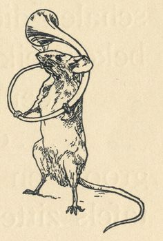 Music in the Mouse's World 50 Watts #50 #watts