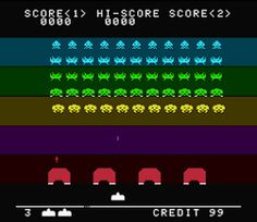Image result for space invaders screenshot