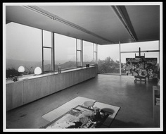 Neutra's Chuey House in Hollywood Hills up for sale as a tear-down - Curbed LA