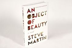 An Object of Beauty - Faceout Books #cover #design #book