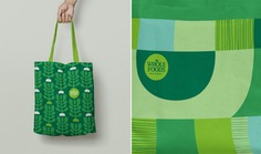 Office Whole Foods Market 7 Tote #branding