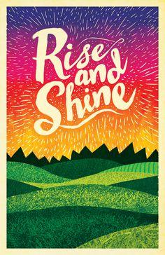 Random Poster Designs on Behance, Shwin