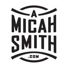 A. Micah Smith – New Site | Allan Peters' Blog #logo #com #name