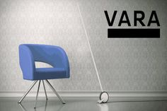Vara Light, a #lighting system controlled by an app, is a standing lamp, a writing desk lamp, an integrated lamp, a hanging lamp, or a wall