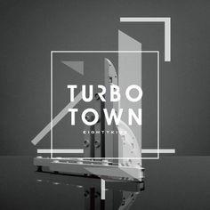 Eighty Kids – TURBO TOWN #cover #album #cd