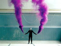 DeadFix » Smoke Purple #skull #smoke #purple