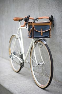 DeadFix » ride & basket #bicycle #basket #rides #bike #custom