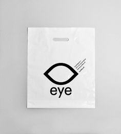 eye_bag2.jpg 670×744 pixels #branding #packaging #print #identity #bag