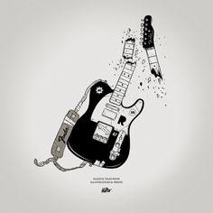 Silence Television - Blog #guitar #fender