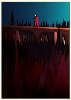 Kilian Eng » ISO50 Blog – The Blog of Scott Hansen (Tycho / ISO50) #illustration #kilian #eng