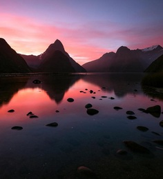 Wonderful Landscapes of New Zealand by Daniel Murray