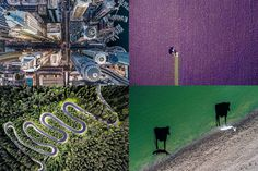 The Stunning Winners of The 4th Annual International Drone Photography Contest