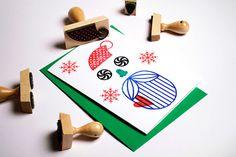 Selfridges: Santa Stamp! on Behance