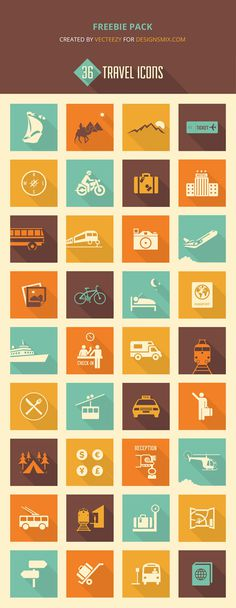 free, vector, icon, travel, design #free #vector #icon #travel #design