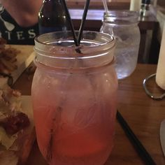 Redneck Sangria ~ taste like a watermelon jolly rancher with a orange slice....actually it is refreshing! At Hover's Bar & Grill, Keyser WV