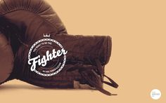 The Winter 30 on the Behance Network #logo #fighter #day