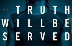 Nike Tennis - Kelly Dorsey #typography
