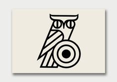 Modernist Bird Themed Logo Designs From the 60s and 70s #sillo #60s #icon #bird #symbol