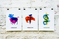 Cécile Dumetier Portfolio #vancouver #poster