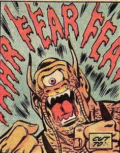 fear fall