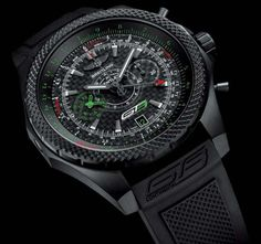 Breitling for Bentley GT3 Chronograph #Breitling #Bentley #GT3 #Chronograph